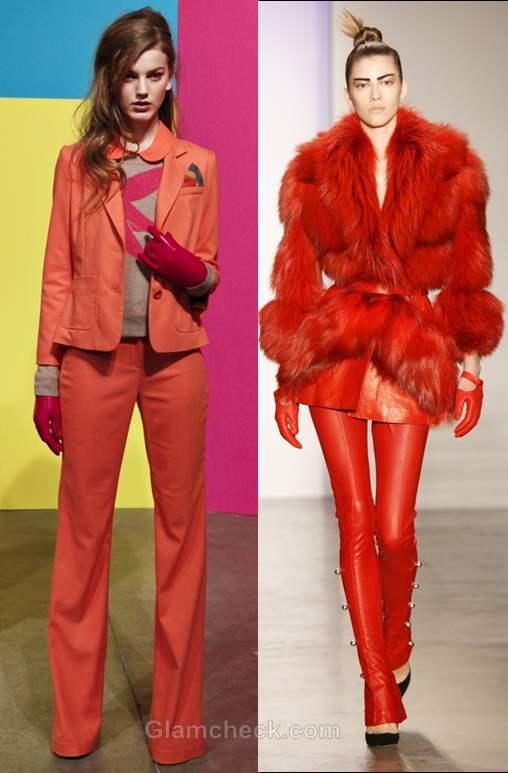 Color trends fall-winter 2012 tangerine tango-3