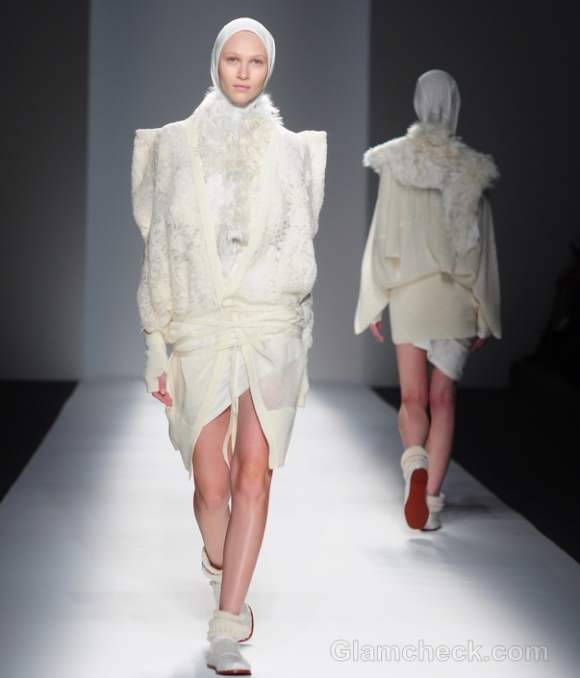 Color trends fall-winter 2012-white