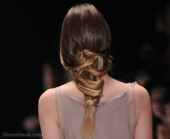 Hairstyle how to twists and turns elena tsokalenko s-s- 2012