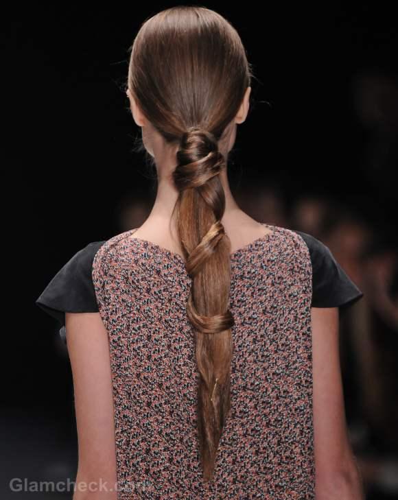 Hairstyle how to twists turns elena tsokalenko s-s- 2012