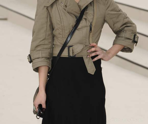Leah Weller Fall-Winter 2012 London Fashion Week