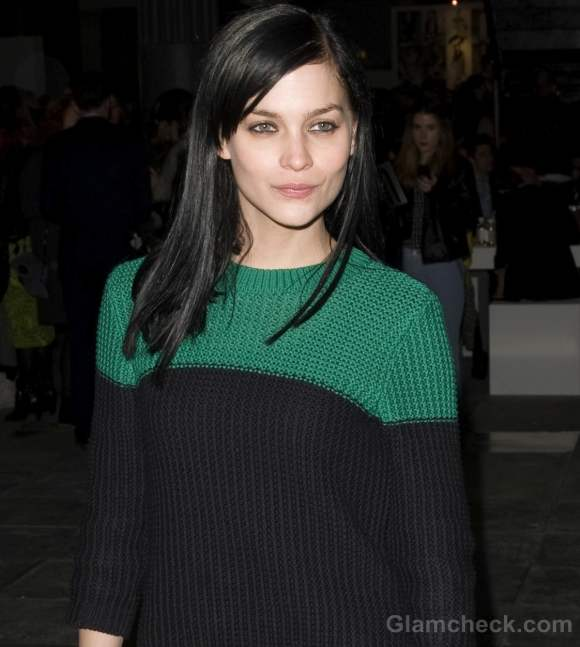 Leigh Lezark fall-winter 2012 london fashion week