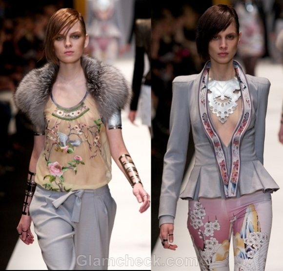 Leonard fall-winter 2012 paris fashion week