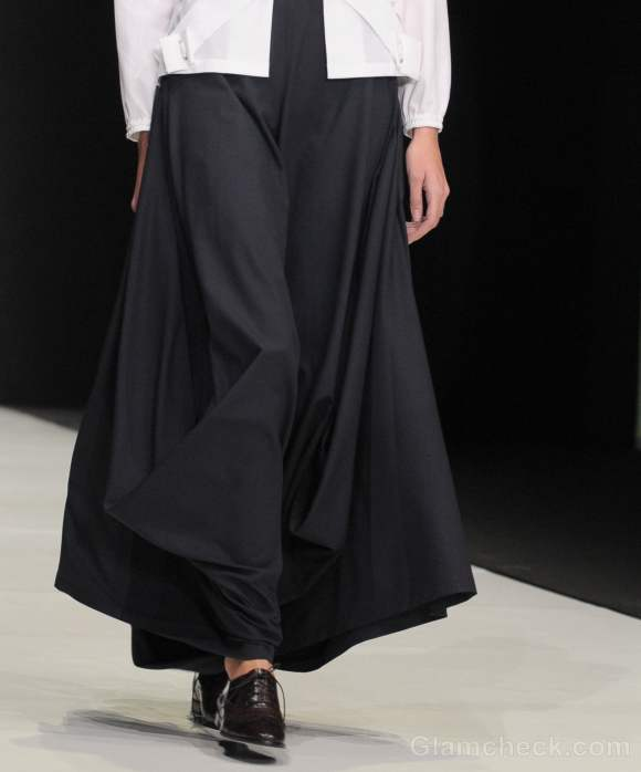 Style pick of the day flowy skirt pants