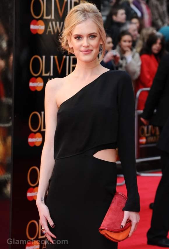 Taylor Bagley Hair  Makeup 2012 Laurence Olivier Awards