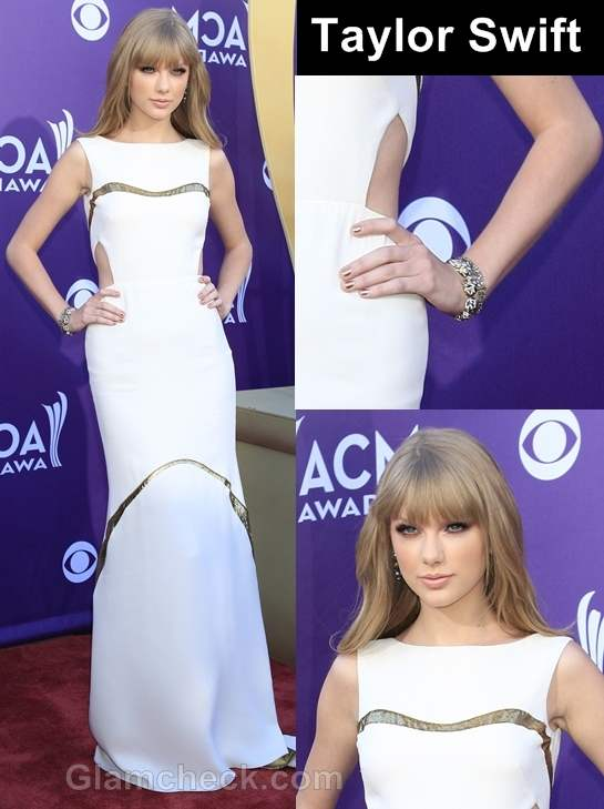Taylor Swift country music awards 2012