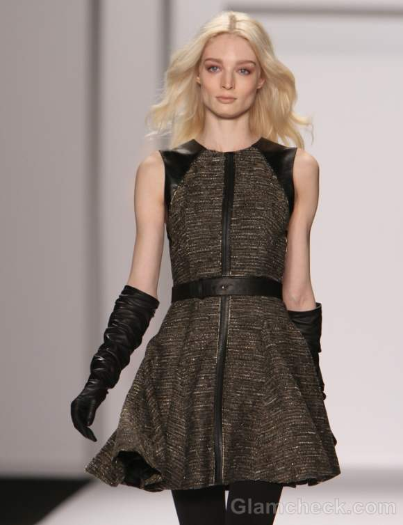 elbow length gloves accessories trend fall-winter 2012