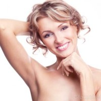 how to get smooth underarms