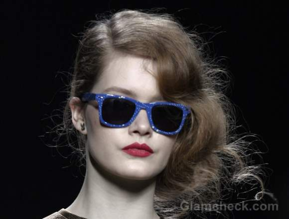 Accessories trend fall-winter 2012 bold frames