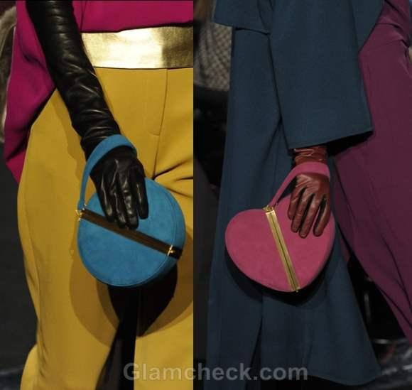 Accessories trend fall-winter 2012 clutch bag Diane Von Furstenberg