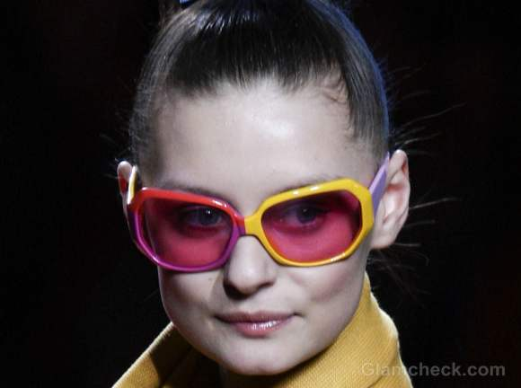 Accessories trend fall-winter 2012 colour blocked frames-2