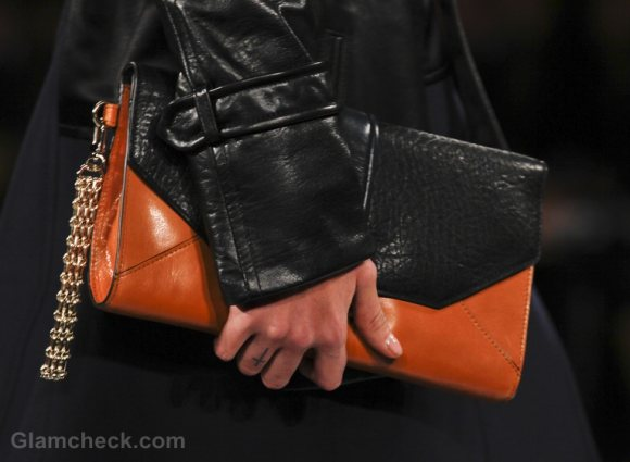 Accessories trend fall winter 2012 envelope clutch bags-Max Azria