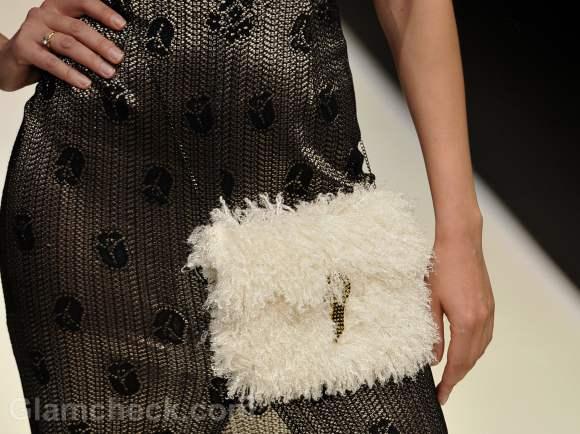 Accessories trend fall-winter 2012 fur bags O Jen