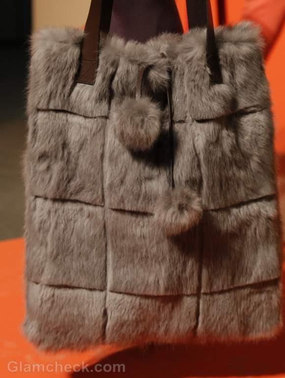 Accessories trend fall-winter 2012 fur bags corey lynn calter