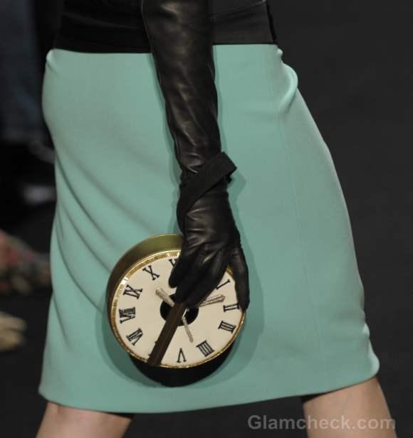 Accessories trends fall-winter 2012 clutch bag Diane Von Furstenberg