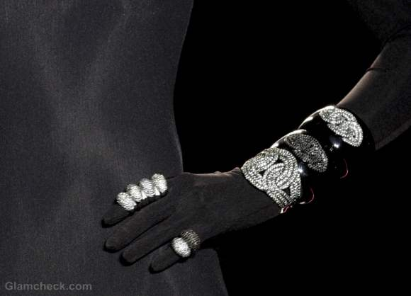 Aristocrazy fall-winter 2012 jewelry gothic inspired by reptiles-4