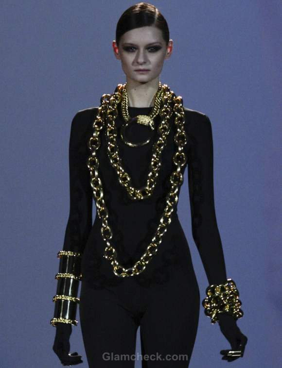 Aristocrazy fall-winter 2012 jewelry gothic inspired by reptiles-5