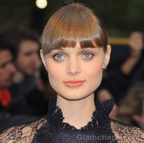 Bella Heathcote hairstyle