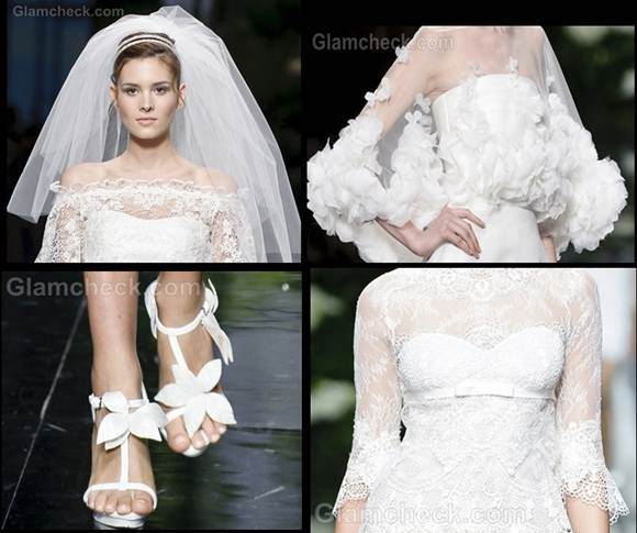 Bridal trends 2013 pronovias catwalk Spring 2013-11