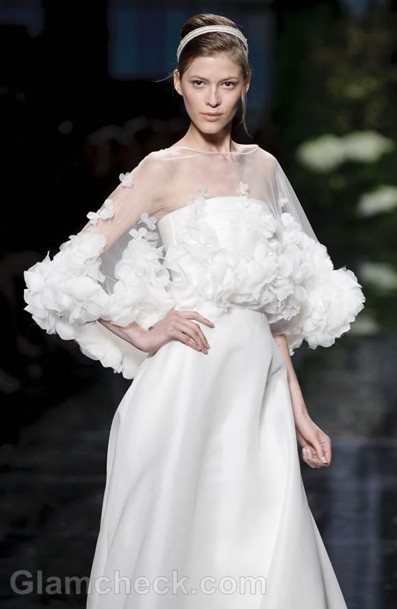 Bridal trends 2013 pronovias catwalk Spring 2013-16