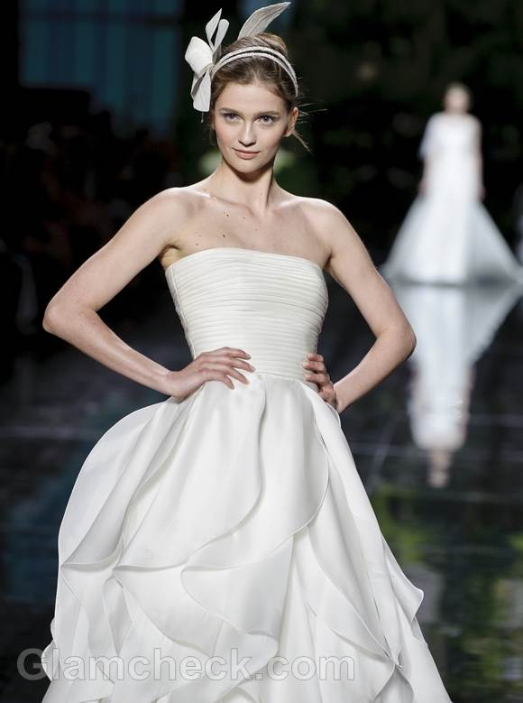 Bridal trends 2013 pronovias catwalk Spring 2013-21