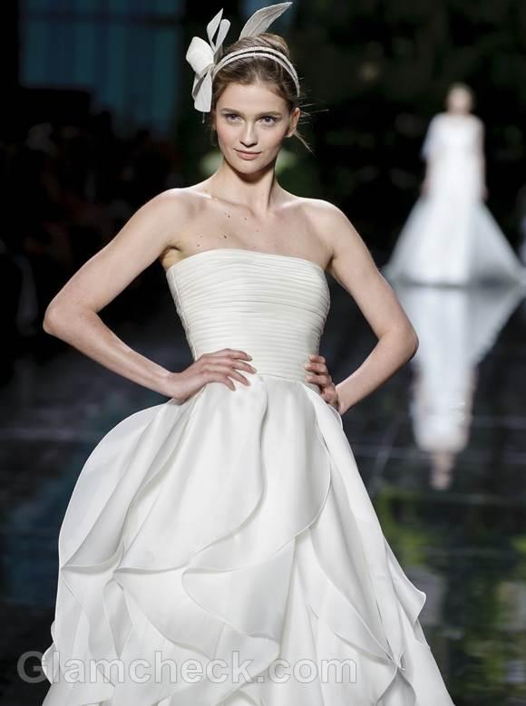 Bridal trends 2013 pronovias catwalk Spring 2013-21