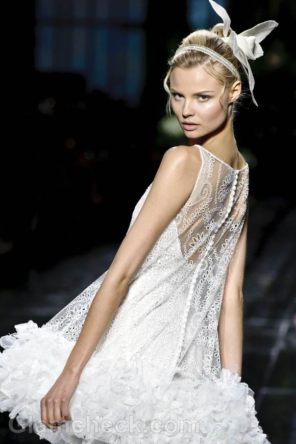 Bridal trends 2013 pronovias catwalk Spring 2013-22