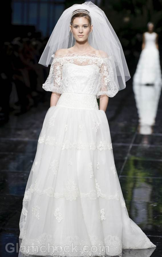 Bridal trends 2013 pronovias catwalk Spring 2013-23