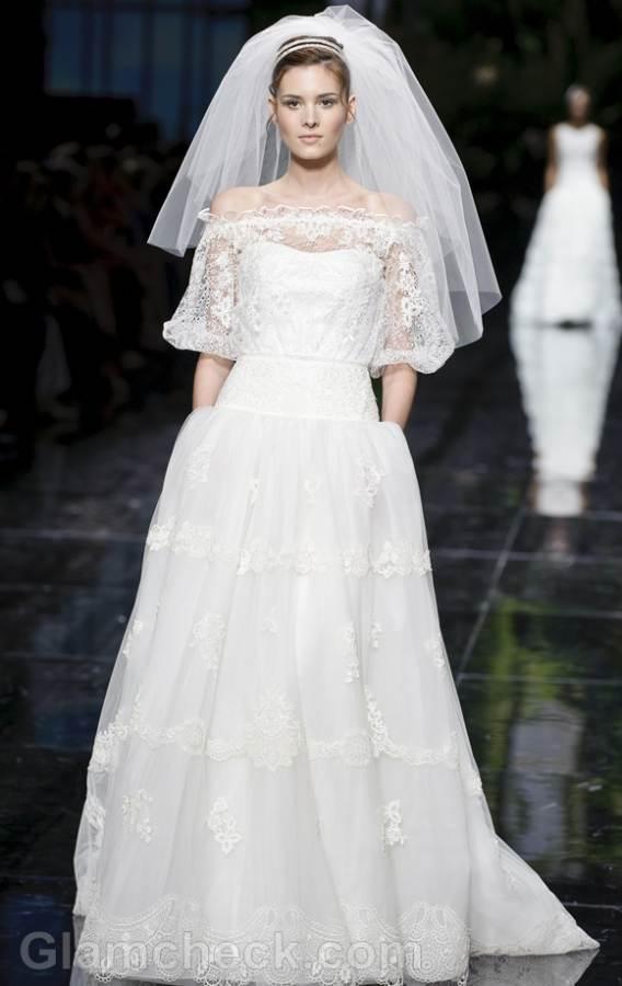 Bridal trends 2013 pronovias catwalk Spring 2013-23