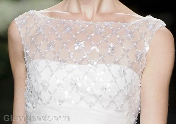 Bridal trends 2013 pronovias catwalk Spring 2013-3