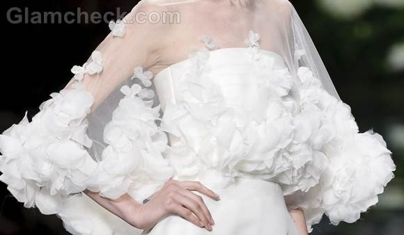 Bridal trends 2013 pronovias catwalk Spring 2013-5