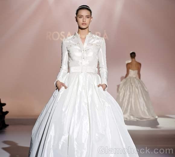 Bridal trends 2013 rosa clara bridal collection-11