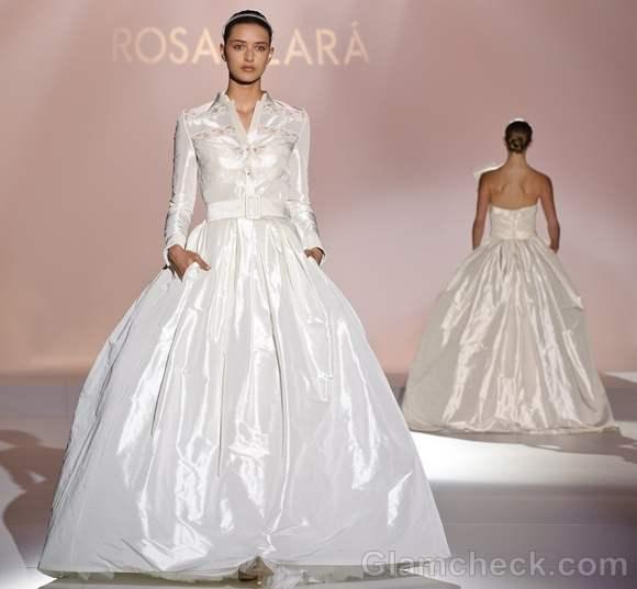 Bridal trends 2013 rosa clara bridal collection-5