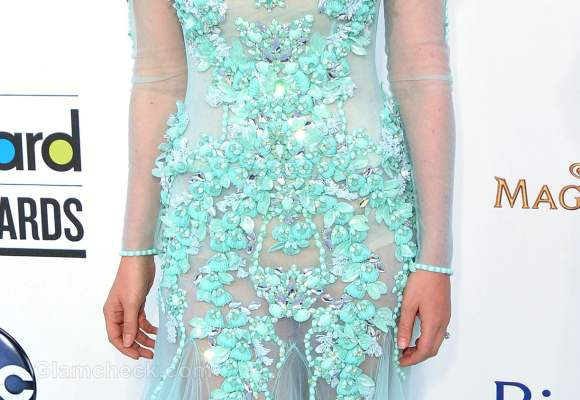 Celebrity gowns at 2012 billboard awards Natasha Bedingfield