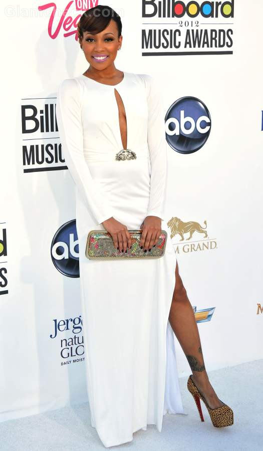 Celebrity gowns at 2012 billboard music awards Monica