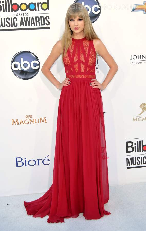 Celebrity Gowns At 2012 Billboard Music Awards
