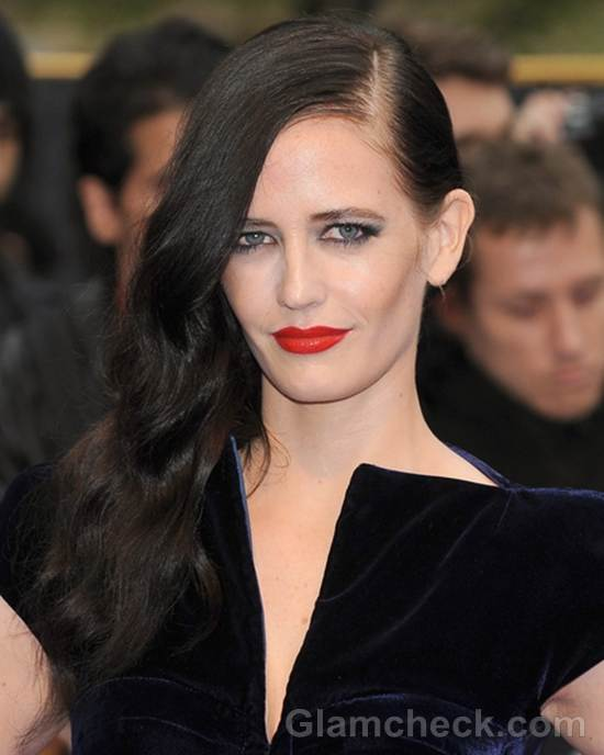 3 Best Celeb Hairstyles From The Red Carpet Of Quot Dark