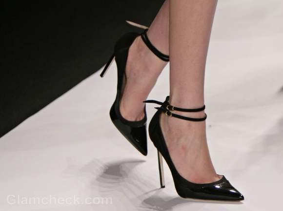 Footwear trends fall-winter 2012 ankle strap-heel-j-mendel