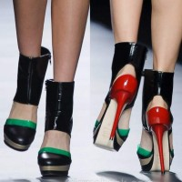 Footwear trends fall-winter 2012 ankle strap-heels-amaya arzuaga