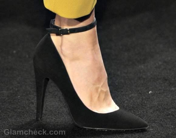 Footwear trends fall-winter 2012 ankle strap-heels-diane von furstenberg