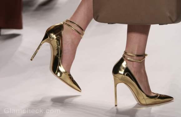 Footwear trends fall-winter 2012 ankle strap-heels-j mendel