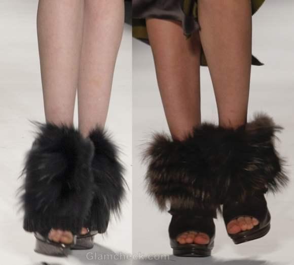 Footwear trends fall-winter 2012 pumps Son Jung Wan