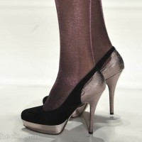 Footwear trends fall-winter 2012 pumps Yana Gattaulina