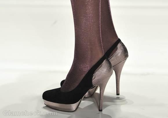 Footwear trends fall-winter 2012 pumps Yana Gattaulina