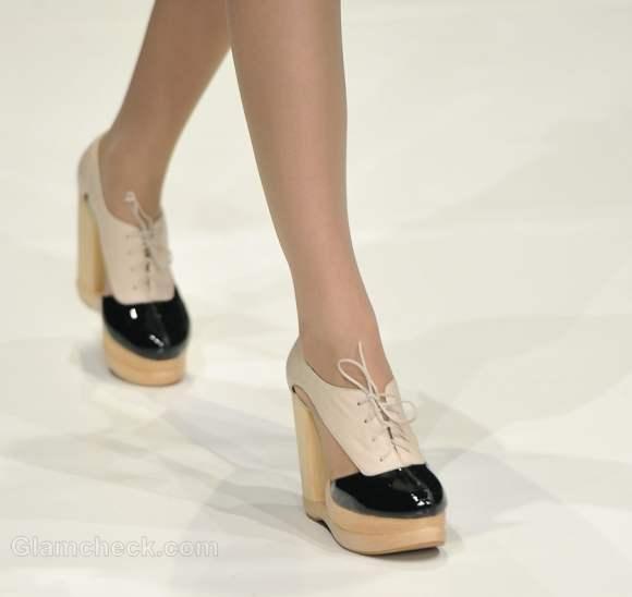 Footwear trends fall-winter 2012 wedges-Dima Neu