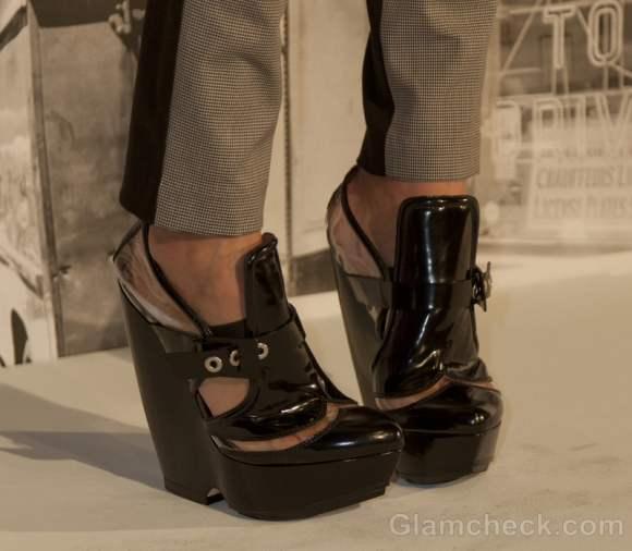 Footwear trends fall-winter 2012 wedges-LAMB by Gwen Stefani
