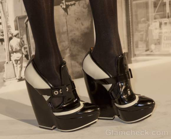 Footwear trends fall-winter 2012 wedges-LAMB collection by Gwen Stefani