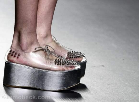 Footwear trends fall-winter 2012 wedges-Maria Escote