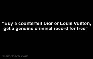 France new campaign to fight luxury goods knockoffs