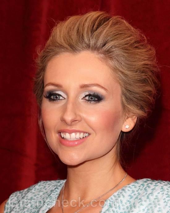 Gemma Merna hairstyle
